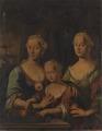 Franz Laktanz Firmian – Ritratto di tre dame di casa Firmian 1.tiff