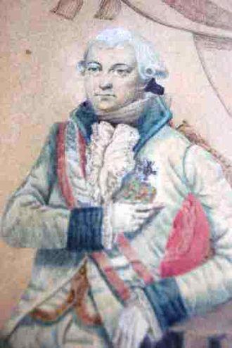 Battle of Erquelinnes - Franz von Kaunitz