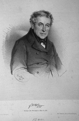 Franz Xaver Maximilian Zippe