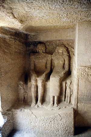 Fraser Tombs - Image: Fraser Neka Ankh 1Inside