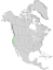 Fraxinus latifolia range map 0.png