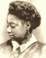 Frederick Douglass first child Rosetta Douglass Sprague.png