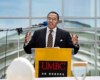 Freeman A. Hrabowski III - Image: Freeman Hrabowski, UMBC President