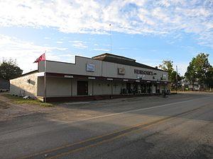 Frelsburg, Texas - Image: Frelsburg TX Heinsohns Store