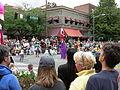 Fremont Solstice Parade 2007 Downtown Fremont.jpg