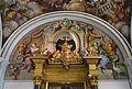 Frescos del presbiteri de l'antiga església de santa Rosa de Lima, ajuntament de València.JPG