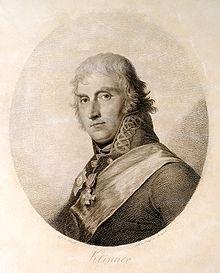 Friedrich Maximilian Klinger 1807 (Quelle: Wikimedia)