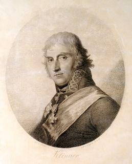 Friedrich Maximilian von Klinger German dramatist and novelist