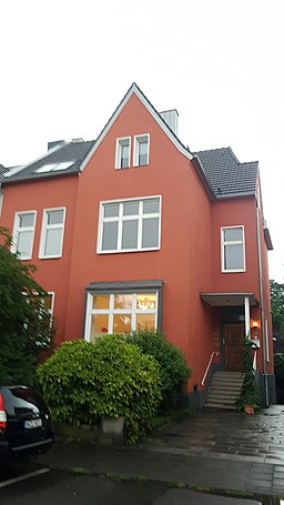 Friedrichstraße in Brühl