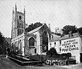 Frith, Francis - Kirche in Fowey (Zeno Fotografie).jpg