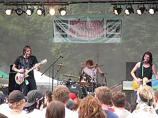 From First to Last American post-hardcore band