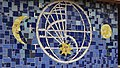 Frombork, mozaika na stacji kolejowej.jpg