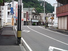 Fukushimaprefectural road No.11.JPG