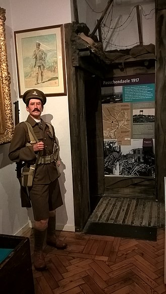 Fusilier Museum - Image: Fusilier Museum First World War