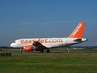 G-EZAI - A319 - EasyJet