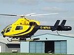G-WPAS Explorer MD900 Helicopter Specialist Aviation Services Ltd (34438961321).jpg