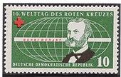 GDR-stamp Henry Dunant 10 1957 Mi. 572.JPG