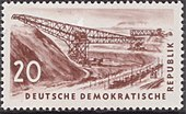 GDR-stamp Kohlebergbau 20 1957 Mi. 568.JPG