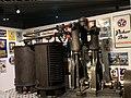 GER — BY — Regensburg - Donaumarkt 1 (Museum der Bayerischen Geschichte erste industrielle Kältemaschine 1876.JPG
