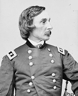 Gouverneur K. Warren general in the Union Army during the American Civil War