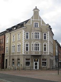 Bottroper Straße in Gladbeck