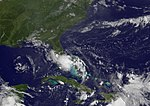 GOES-13 Sees New Tropical Storm Bonnie Raining on South Florida (4820683377).jpg