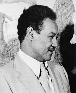 Gaafar Nimeiry Sudanese President