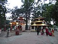 Gadhimai Temple decorated for Tihar 01.jpg