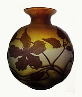 Gallé Cameo glass vase with clematis.jpg