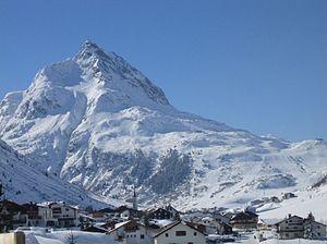 1999 Galtür avalanche - Galtür, Austria