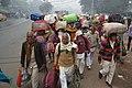 Gangasagar Pilgrims - Babu Ghat Area - Kolkata 2018-01-14 6464.JPG