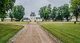Garden of the Circles at the Castle of Valencay 01.jpg