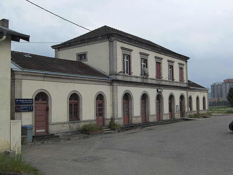 Frouard Railway Station