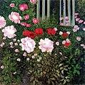 Garten mit Pfingstrosen und Mohnblumen.jpg