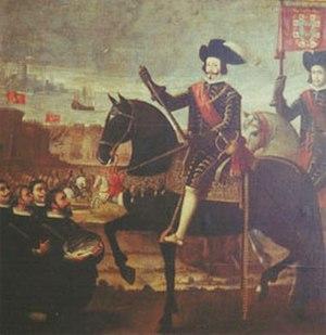 Andalusian independentist conspiracy (1641) - Gaspar Alonso Pérez de Guzmán, Ninth Duke of Medina Sidonia.