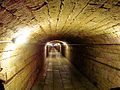 Gatchina palace. Secret Tunnel.jpg