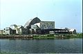 Gate Complex And Convention Centre Complex Under Construction - Science City - Calcutta 1996-02-21 992.JPG