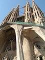 Gaudi temple entrance (22251602).jpg