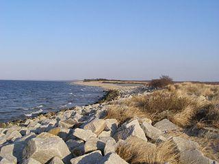 Sobieszewo Island Gdańsk District in Pomeranian Voivodeship, Poland