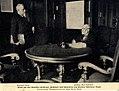 Geheimrat Knack und Reichstagspräsident Franz von Ballestrem, 1900.jpg
