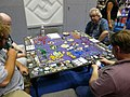 Gen Con Indy 2008 - board game and gamers.JPG