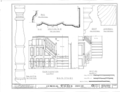 General Joseph Walker House, 2175 Elm Street, Stratford, Fairfield County, CT HABS CONN,1-STRAT,1- (sheet 7 of 10).png