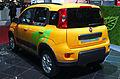 Geneva MotorShow 2013 - Fiat Panda Biogas.jpg