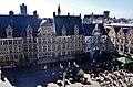 Gent Sint Veerleplein viewed from Burg Gravensteen 3.jpg