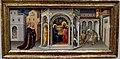 Gentile da fabriano, presentazione al tempio (da pala strozzi), 1423, 01.JPG