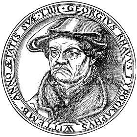 Portrait by Lucas Cranach the Elder, c.1542 (Source: Wikimedia)