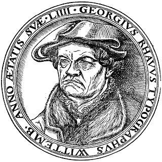 Georg Rhau German composer