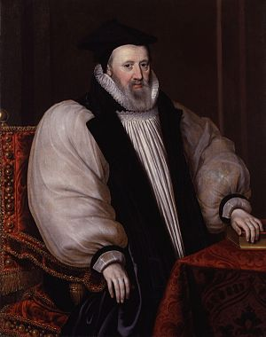George Abbot (bishop) - Image: George Abbot from NPG
