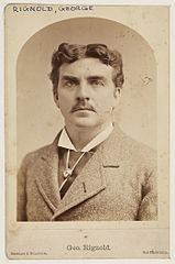 George Rignold, actor, (ca. 1887) - Bradley and Rulofson, ca. 1887 (15813606066).jpg