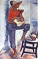 Georges Kars, Mladý Španěl, 1933.jpg